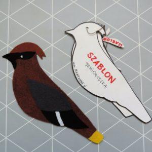 Ptasie układanki – robimy ptaki z filcu