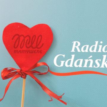 Rok współpracy z Radiem Gdańsk!